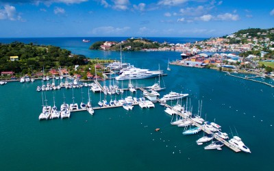 The popularity of Port Louis Marina in Grenada calls for an extension of 90 berths.
