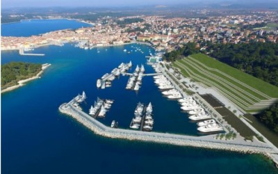 With access to a stunning archipelago of 14 islands in the northern Adriatic, Marina Rovinj is a scenic boating destination that now offers top level services and facilities.