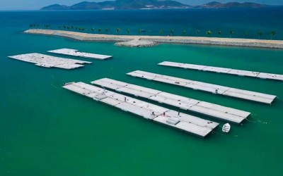 Ana Marina will become the first-ever marina in Vietnam.